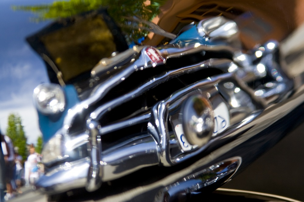 photoblog image Greg Borrelli's May Madness Classic Car Parade