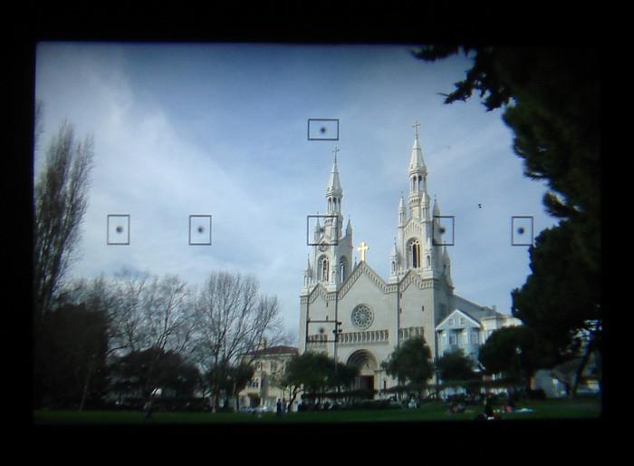 photoblog image TtV, Saints Peter and Paul Church, San Francisco.